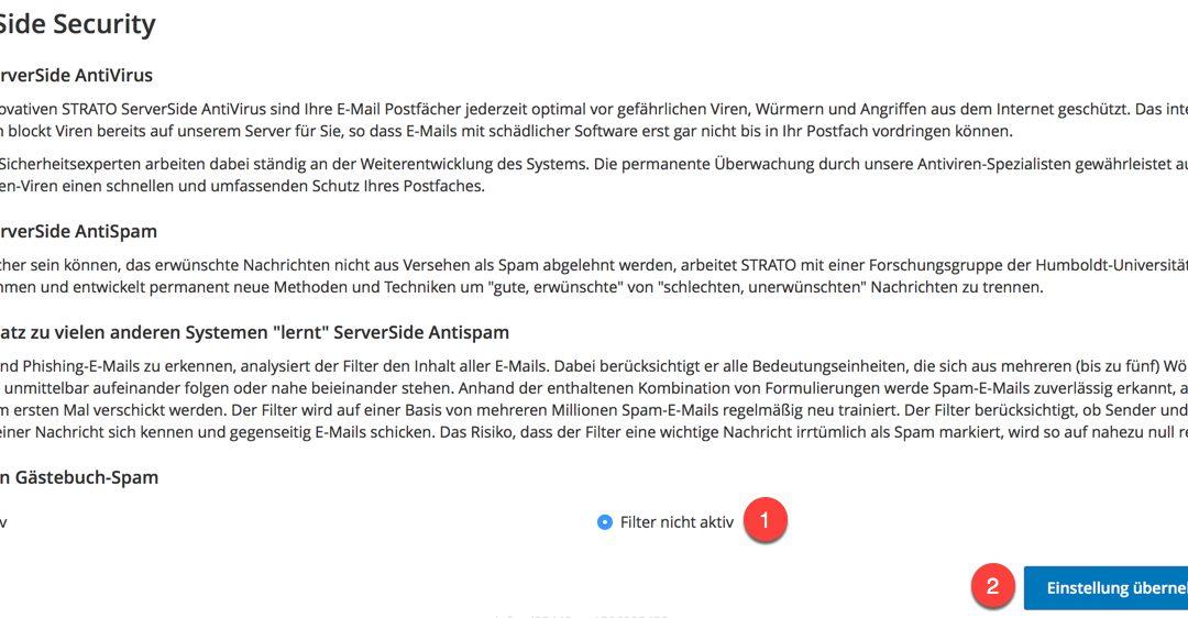 WordPress Strato: Bei dem Upload ist ein Fehler aufgetreten. Versuche es später noch einmal.